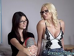 Stepsiblings get pounded