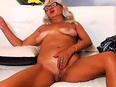 a very sexy granny