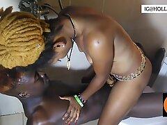 Leak video of naija lovers