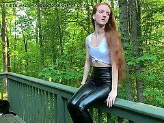Redhead teen (18/19)