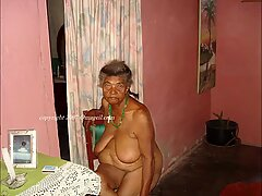 Monster boobs, grannies and old matures compilation