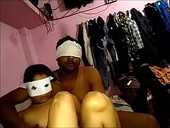 senior Indian StepSister pussy massage Before torn up By Her College Student